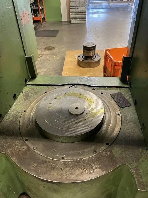 Гидравлический пресс MILLS фото на Industry-Pilot