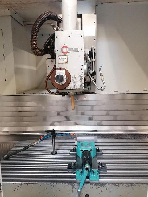 Machining Center - Vertical HERMLE UWF 1202 H photo on Industry-Pilot