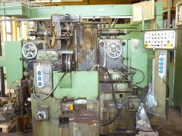 Double Wheel Grinding Machine - horiz. DISKUS DDW 600 photo on Industry-Pilot