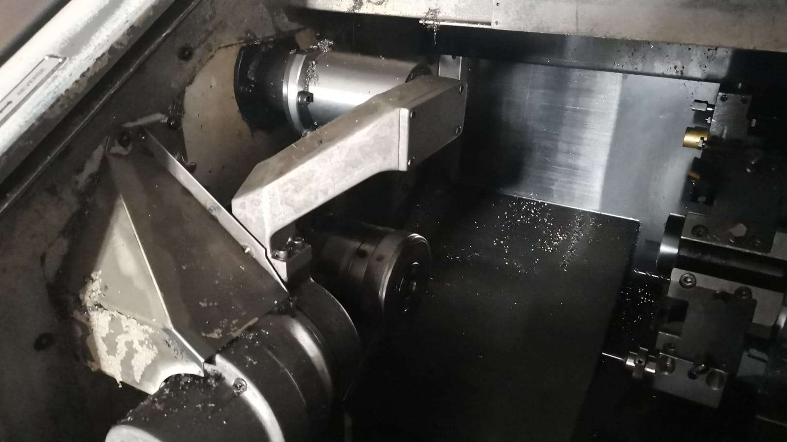 Токарный станок с ЧПУ Mazak QT 8NSP фото на Industry-Pilot