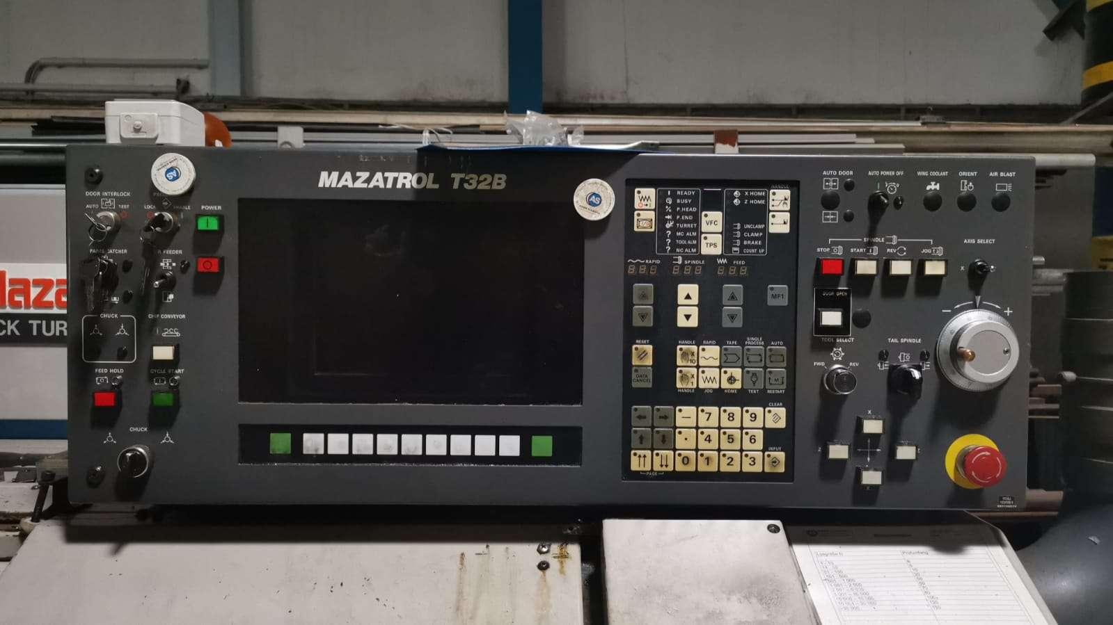 CNC Turning Machine Mazak QT 8 N photo on Industry-Pilot