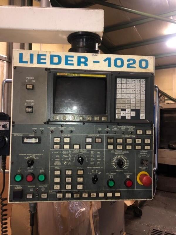 Machining Center - Vertical DAHLIH LIEDER MCV 1020 photo on Industry-Pilot