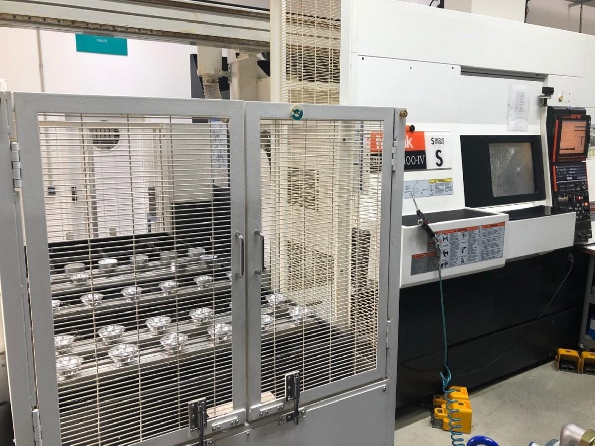 Токарно фрезерный станок с ЧПУ MAZAK INTEGREX 100-IVS + GL50F фото на Industry-Pilot