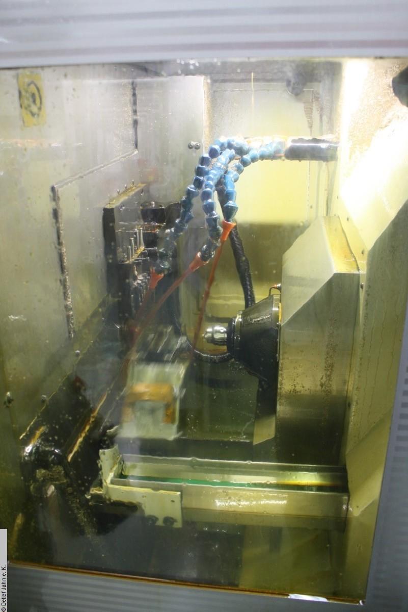 Automatic profile Lathe - Longitudinal Gildemeister Speed 12/7 Linear IEMCA photo on Industry-Pilot