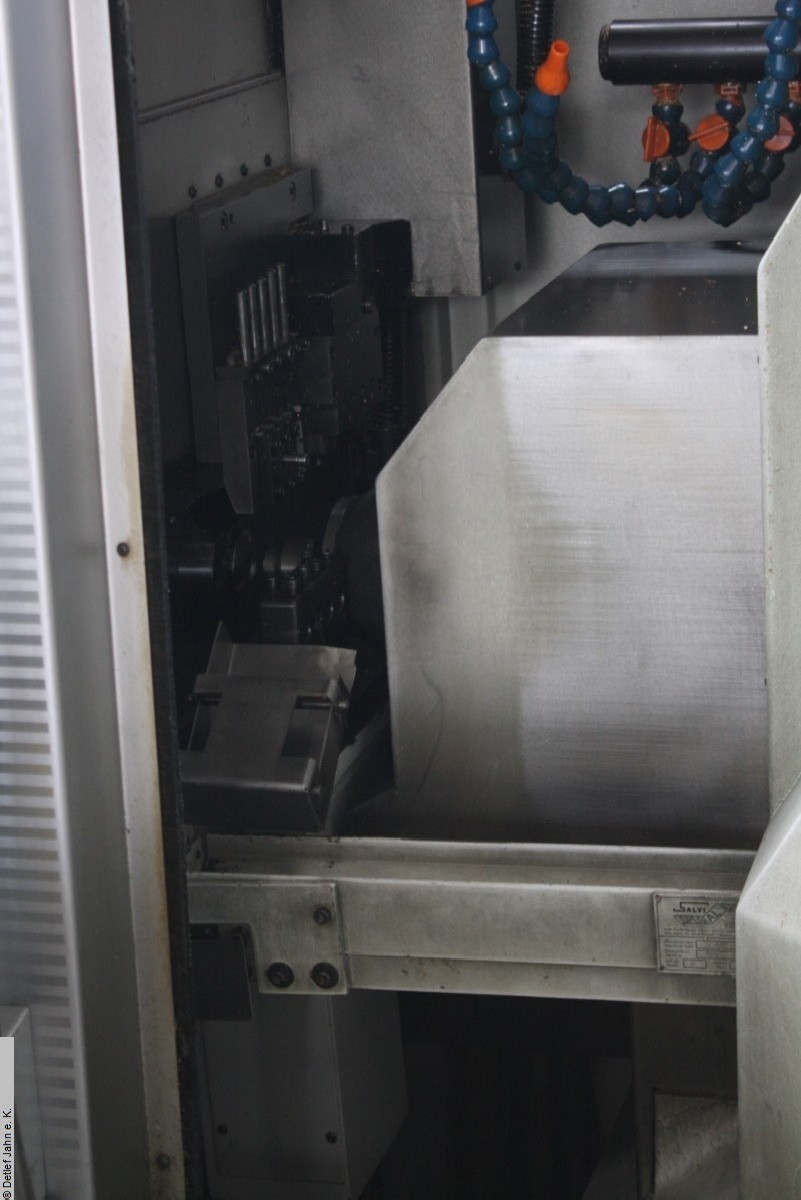 Automatic profile Lathe - Longitudinal Gildemeister Speed 12/7 Linear photo on Industry-Pilot