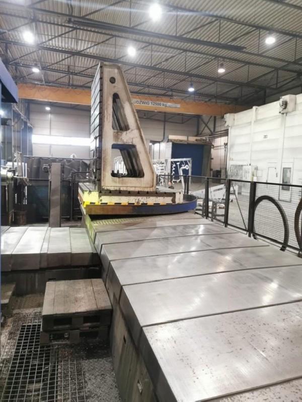 Горизонтально-расточной станок TOS WHQ13 фото на Industry-Pilot