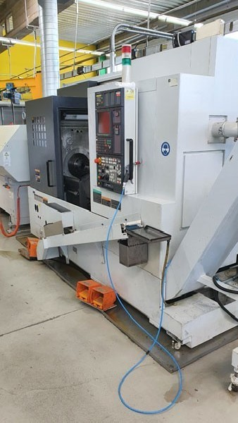 CNC Turning and Milling Machine MORI SEIKI NL 2500 SY / 700 C-Achse photo on Industry-Pilot