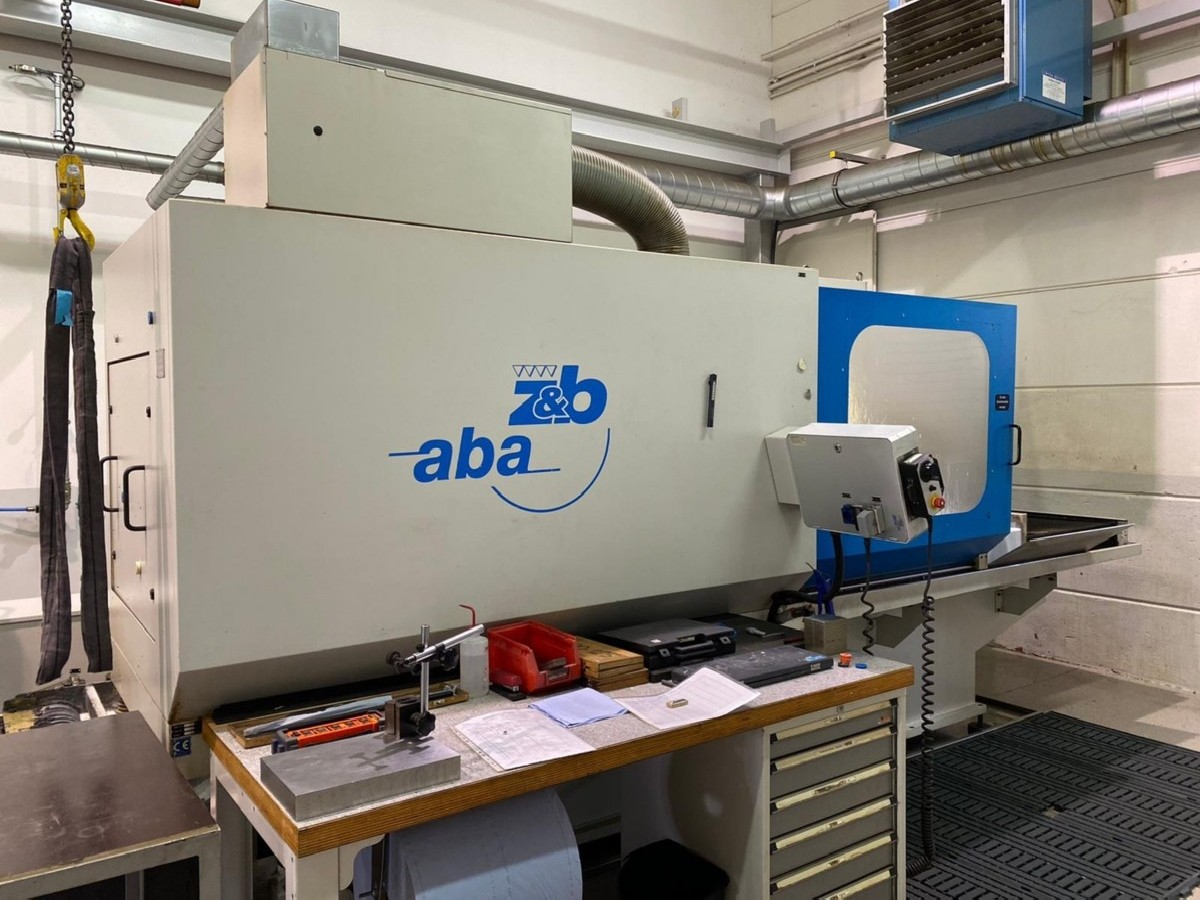 Surface Grinding Machine - Horizontal ABA EL 1207 photo on Industry-Pilot