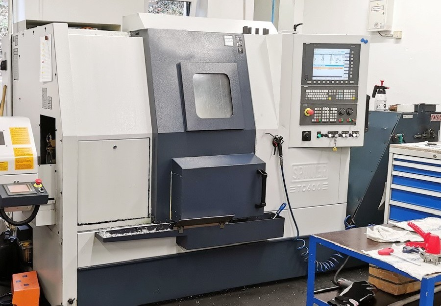 CNC Turning and Milling Machine SPINNER TC 600-52 SMCY photo on Industry-Pilot