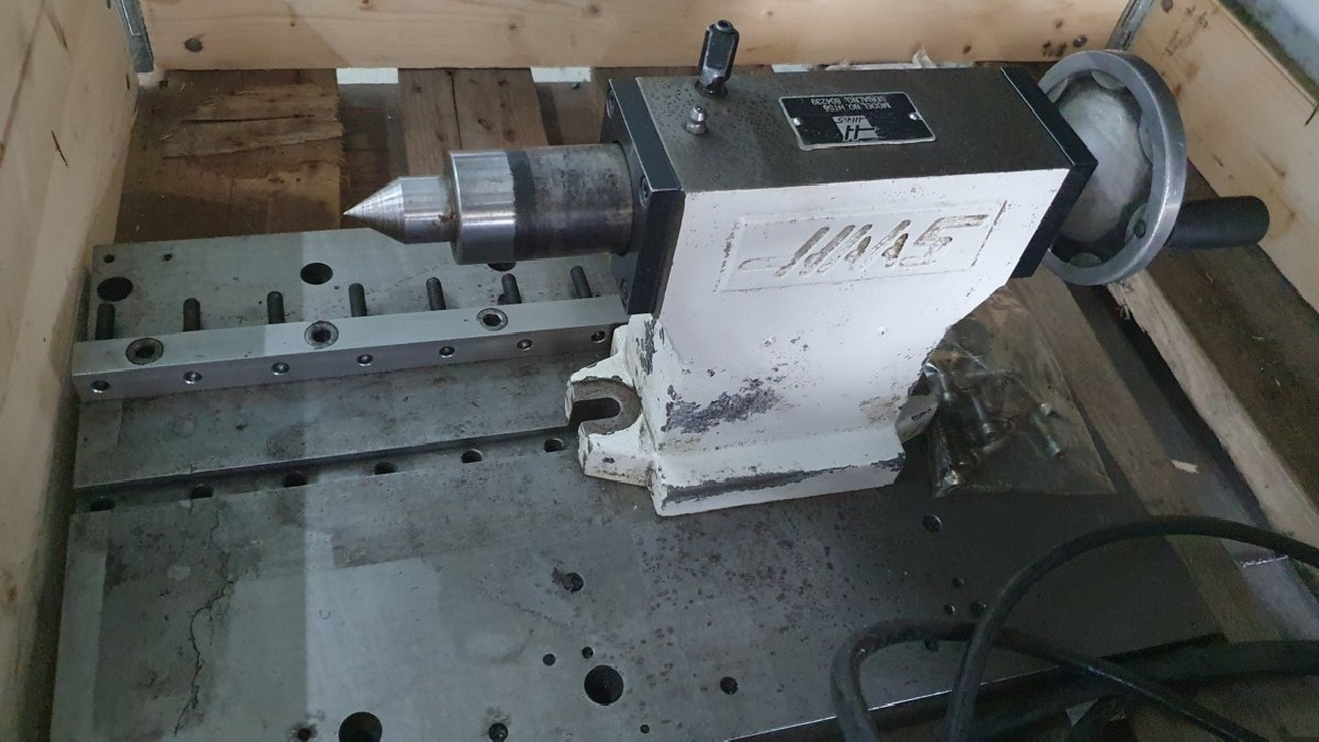 Round table HAAS 210 photo on Industry-Pilot