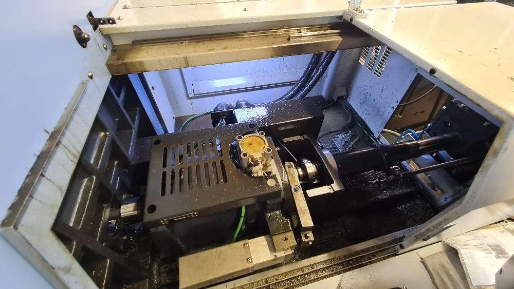 Automatic profile Lathe - Longitudinal DOOSAN Puma ST 32 G photo on Industry-Pilot
