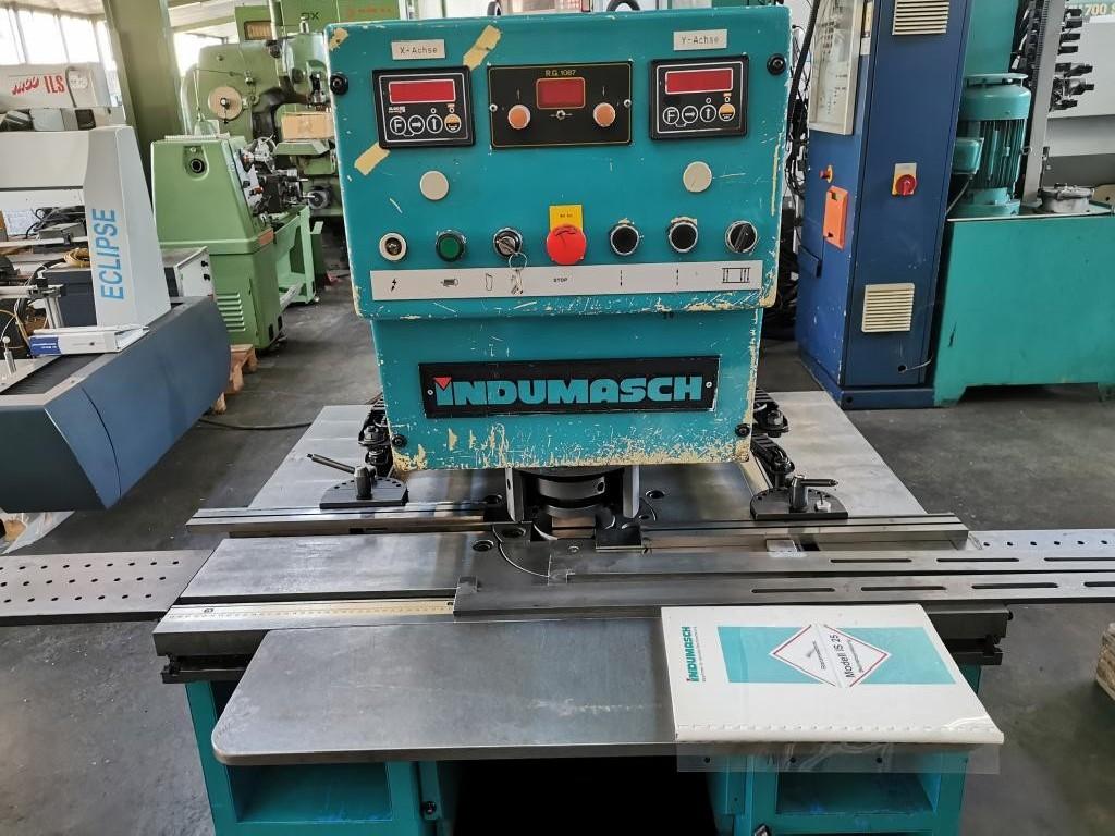 Пробивной штамп INDUMASCH IS 20-400 фото на Industry-Pilot