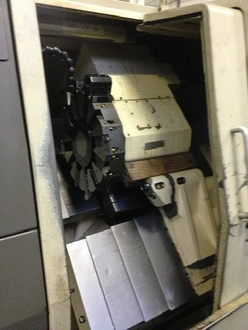 Токарный станок с наклонной станиной с ЧПУ HARDINGE CONQUEST T 51 фото на Industry-Pilot