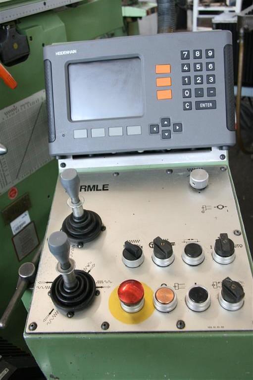 Фрезерный станок - универсальный Hermle UWF 801 фото на Industry-Pilot