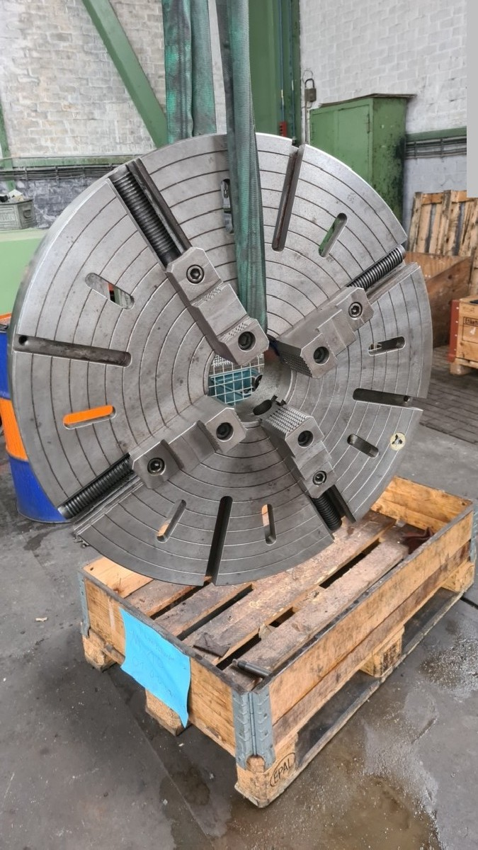 Faceplate PLANSCHEIBE  photo on Industry-Pilot