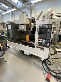 Machining Center - Vertical MORI SEIKI NV 5000 photo on Industry-Pilot