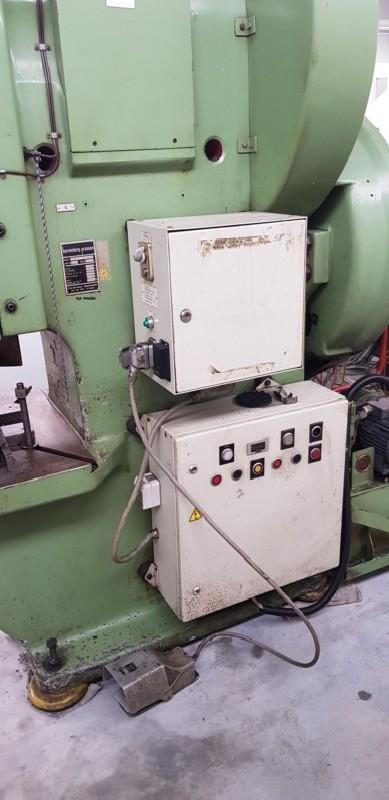 Эксцентриковый пресс - одностоечный BERRENBERG LEPr 63-250 фото на Industry-Pilot