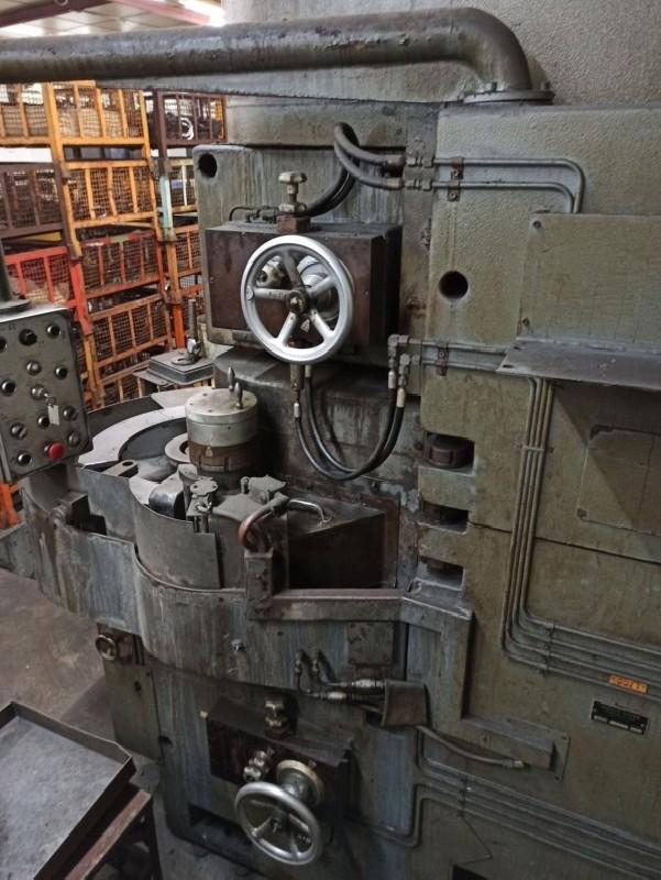 Двухдисковый шлифовальный станок - вертик. DISKUS DDS 600 RA фото на Industry-Pilot
