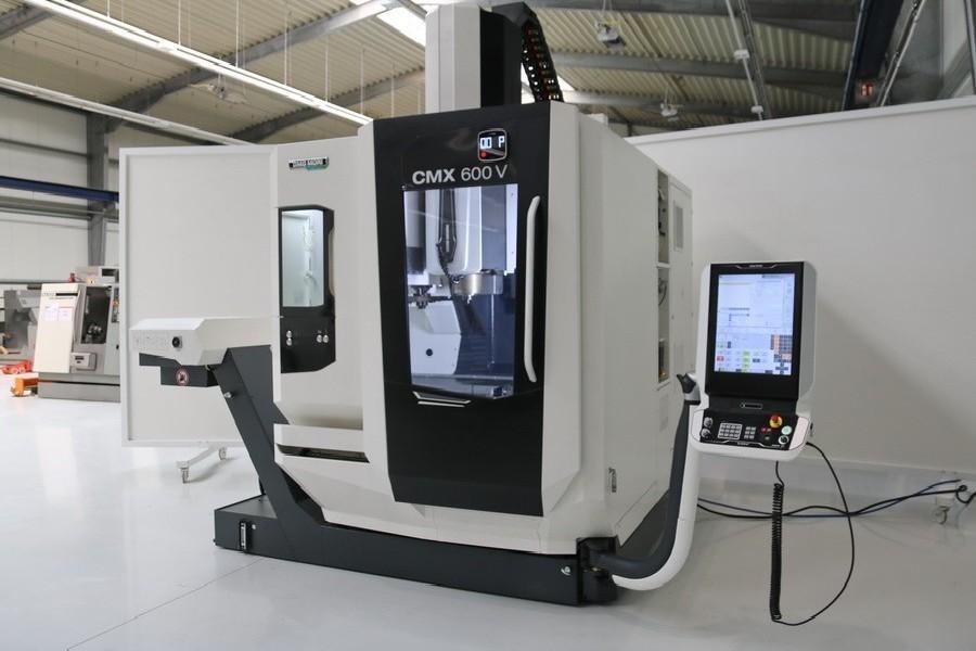 Machining Center - Vertical DMG MORI CMX 600 V photo on Industry-Pilot