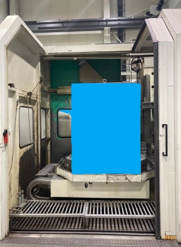 Horizontal Boring Machine TOS WHN 110 Q photo on Industry-Pilot