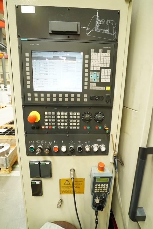 Gearwheel hobbing machine vertical GLEASON- PFAUTER P 600/800 photo on Industry-Pilot