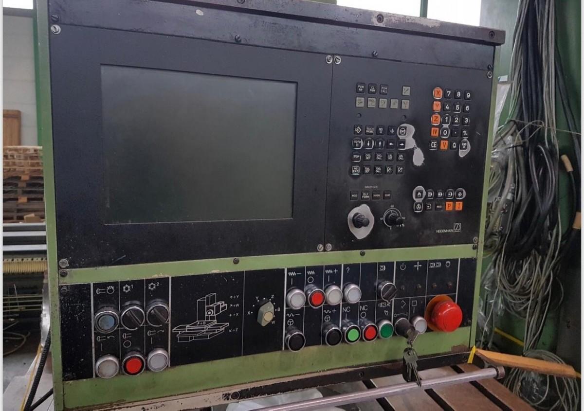 Machining Center - Horizontal UNION BFT 105 photo on Industry-Pilot