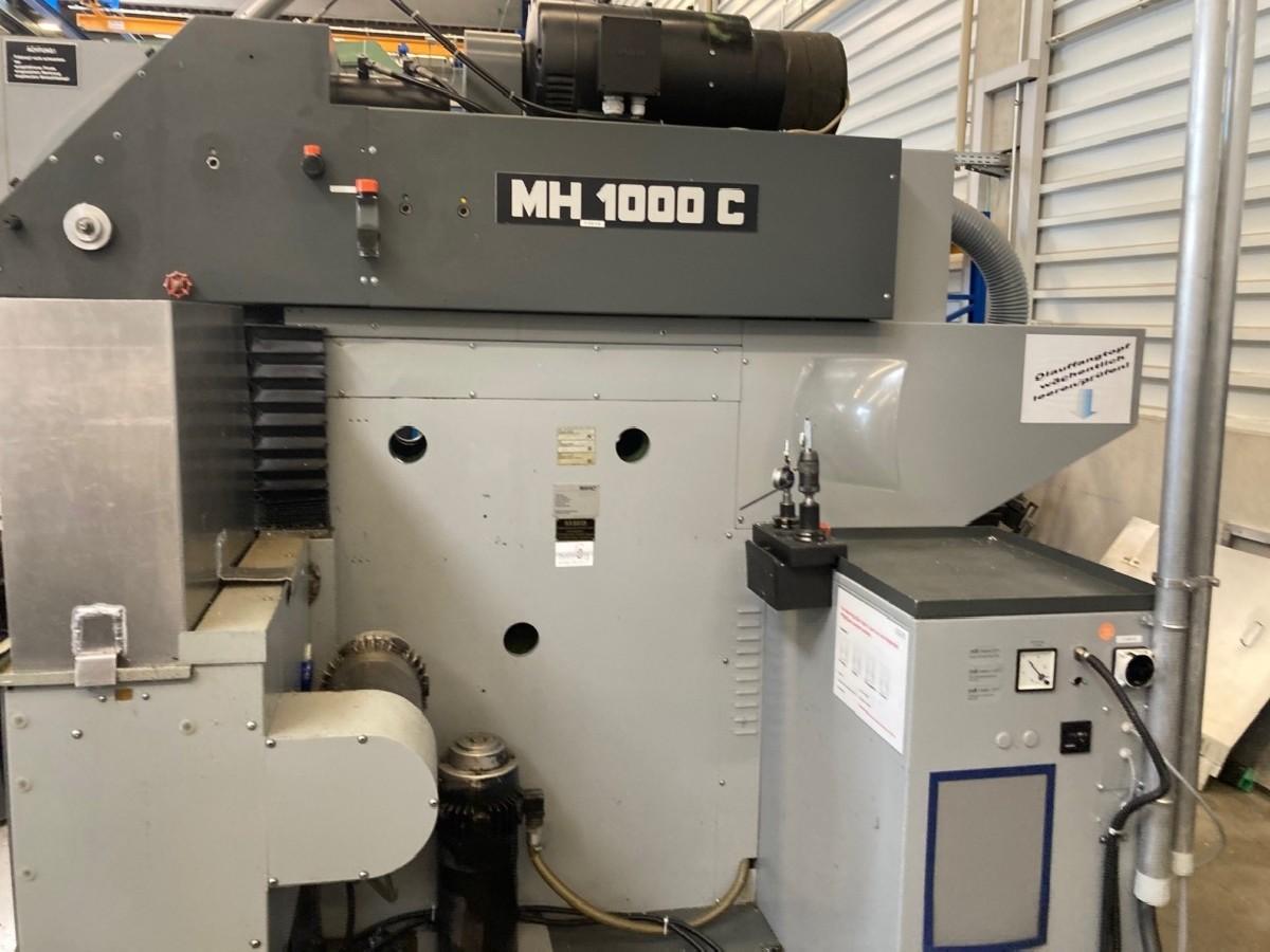 Инструментальный фрезерный станок - универс. MAHO MH 1000 C фото на Industry-Pilot
