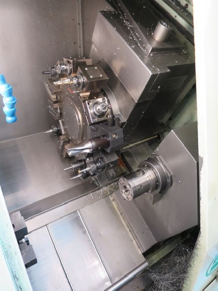 CNC Turning and Milling Machine BIGLIA B301YS photo on Industry-Pilot