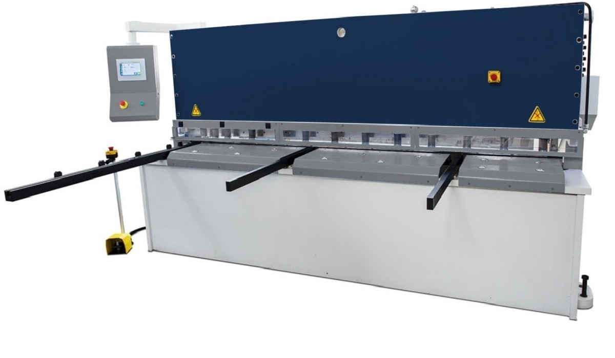 Hydraulic guillotine shear  Assistmach S-CUT 3113 photo on Industry-Pilot