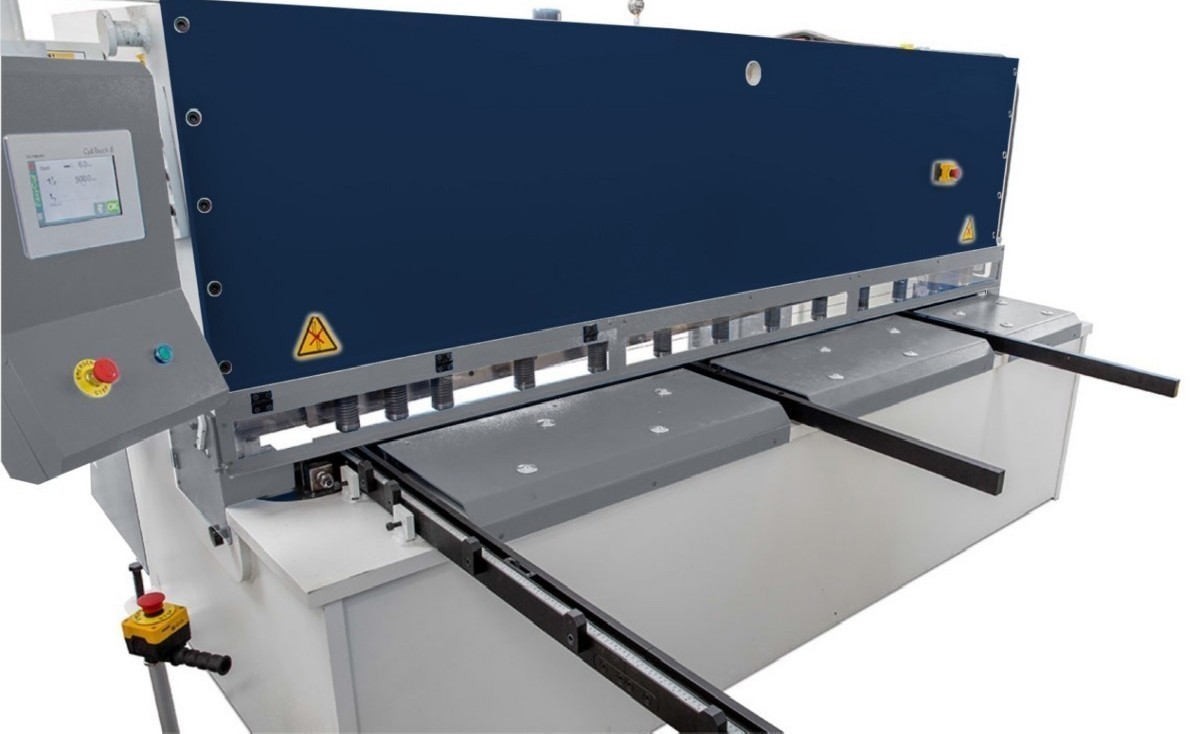 Hydraulic guillotine shear  Assistmach S-CUT 3120 photo on Industry-Pilot