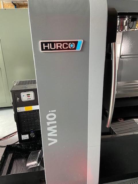 Machining Center - Vertical HURCO VM 10 i photo on Industry-Pilot
