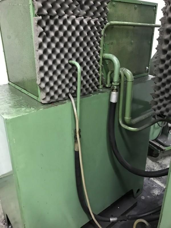 Honing machine - internal - vertical GEHRING KSS 2000 - 250 photo on Industry-Pilot