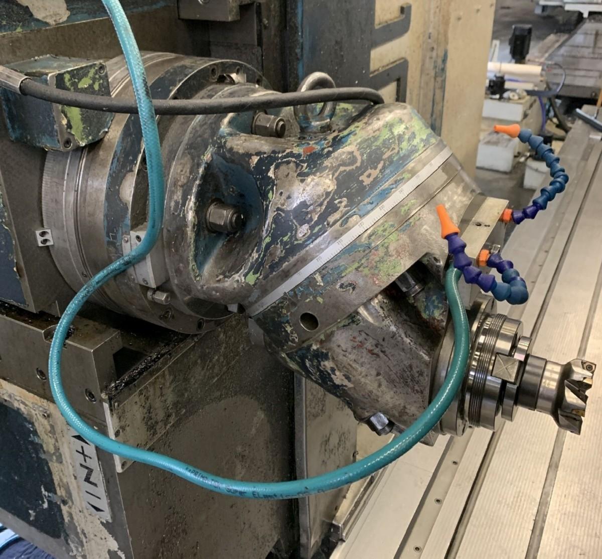 Bed Type Milling Machine - Universal MECOF CS 83/G CNC photo on Industry-Pilot