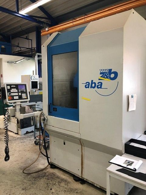 Rotary-table surface grinding machine ABA MR 600 photo on Industry-Pilot