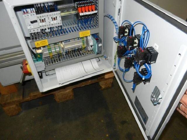 Filter system LIQUI MTBF-V750 photo on Industry-Pilot
