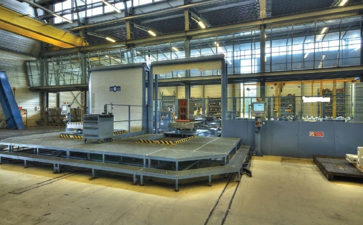 Обрабатывающий центр - горизонтальный MCM ACTION 2600 FFS фото на Industry-Pilot