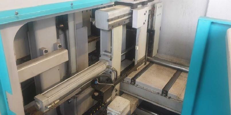 Ленточнопильный станок по металлу - Автом. BERG & SCHMID X-TECH 410 VA CNC фото на Industry-Pilot