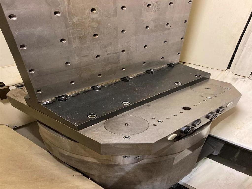 Обрабатывающий центр - горизонтальный EX-CELL-O XHC 241 фото на Industry-Pilot