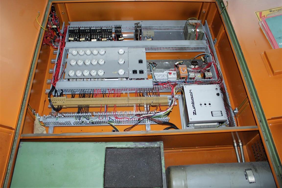 Круглошлифовальный станок KELLENBERGER 1500 U фото на Industry-Pilot