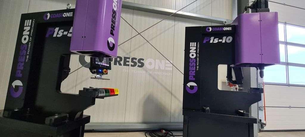 Станок для запрессовки Einpressmaschine P1S-5 фото на Industry-Pilot