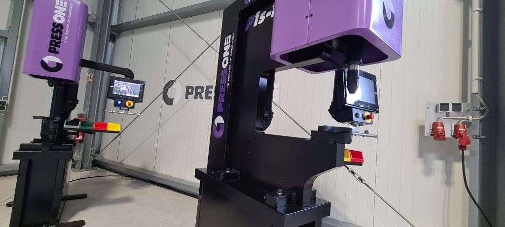 Станок для запрессовки Einpressmaschine P1S-10 фото на Industry-Pilot
