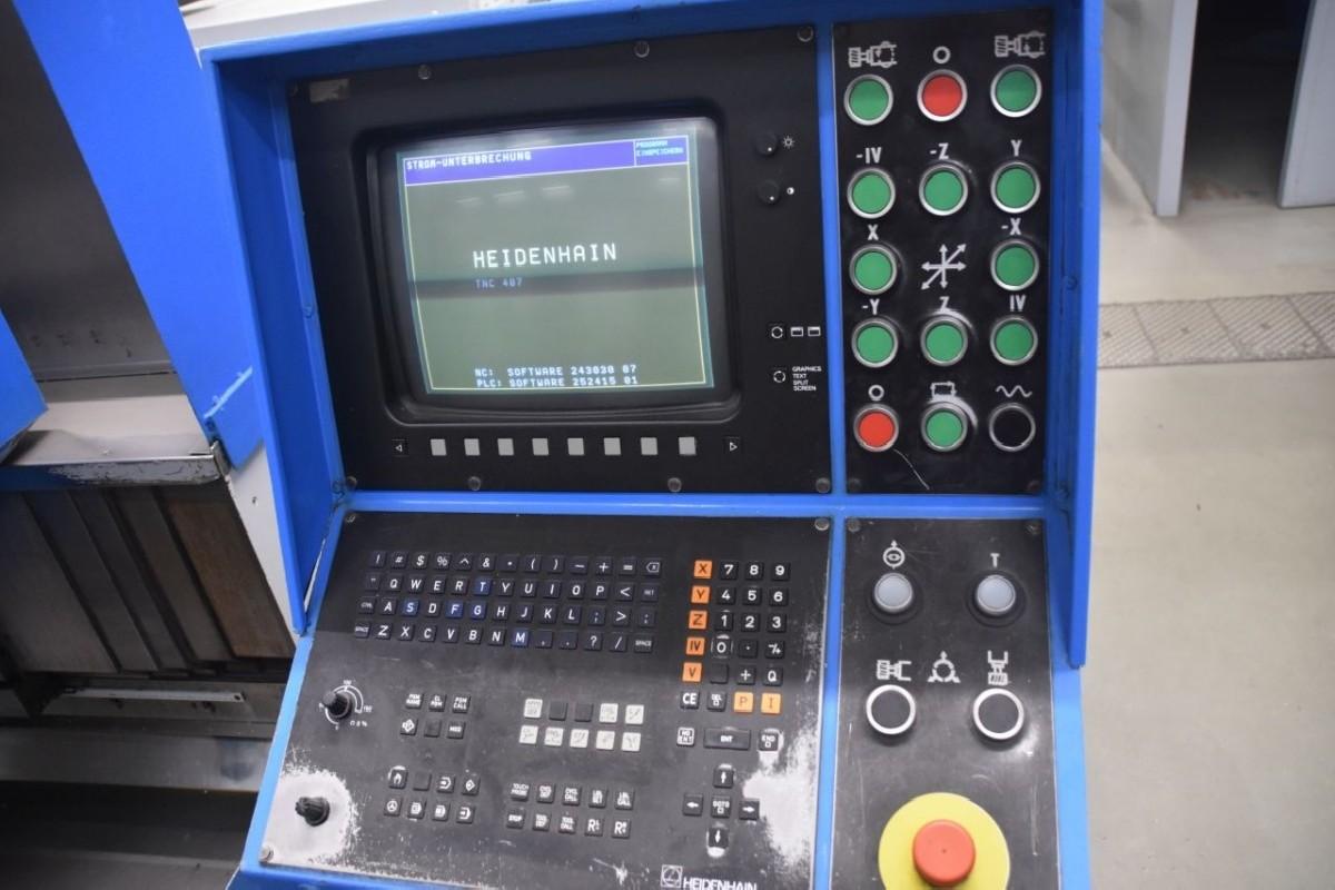 Инструментальный фрезерный станок - универс. TOS FNG 40 фото на Industry-Pilot