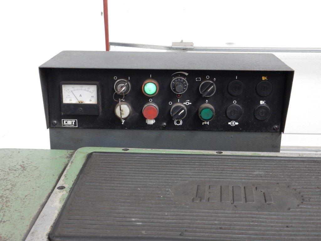 Токарно-винторезный станок CMT URSUS 300 фото на Industry-Pilot