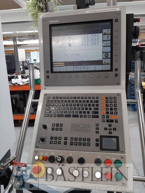 Обрабатывающий центр - вертикальный STROJNOS LIPNÍK VMC 40/8 фото на Industry-Pilot