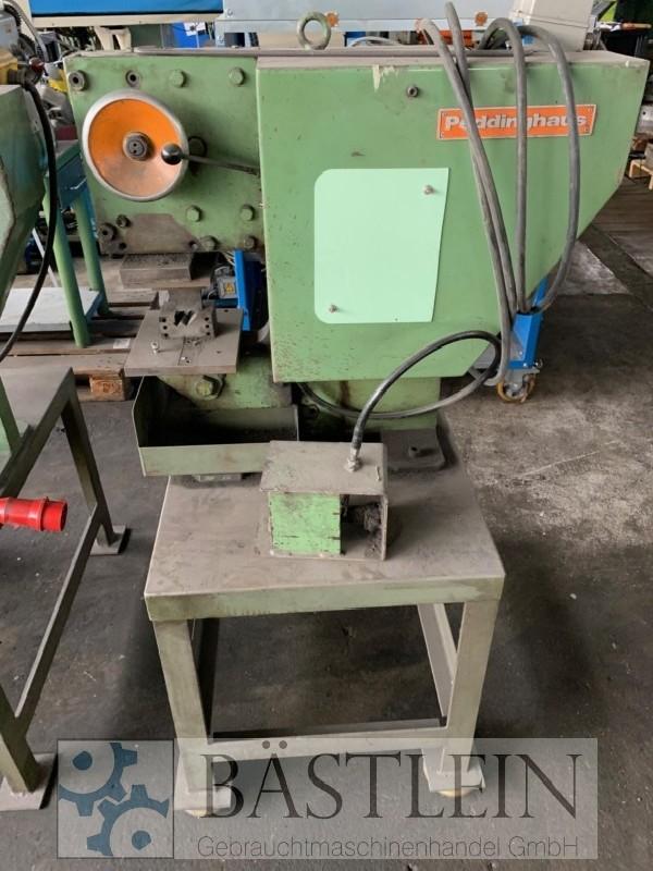 Пробивной штамп PEDDINGHAUS Stanzfix 25 Lochstanze фото на Industry-Pilot