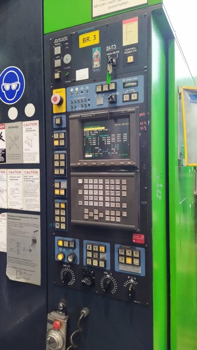 Обрабатывающий центр - горизонтальный MAKINO A77 e PRO-3 Rundtisch  фото на Industry-Pilot