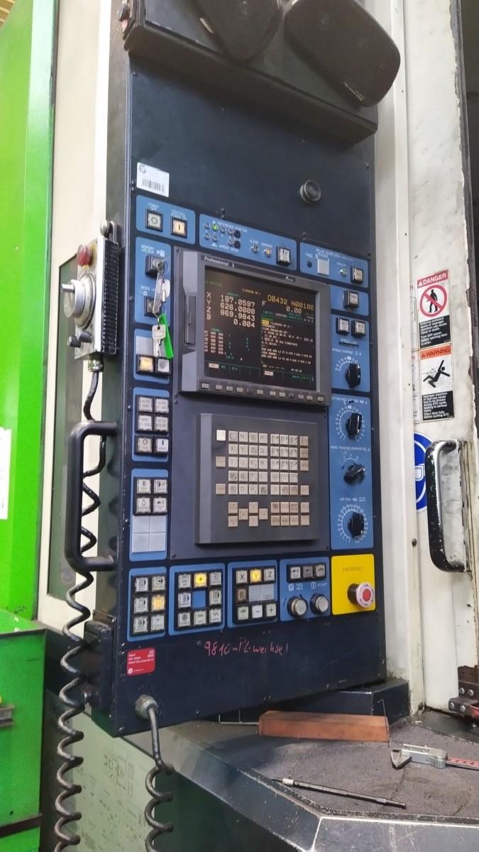 Обрабатывающий центр - горизонтальный MAKINO A88 b PRO-3 фото на Industry-Pilot