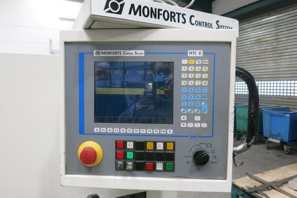 Токарный станок - контрол. цикл Röhn фото на Industry-Pilot