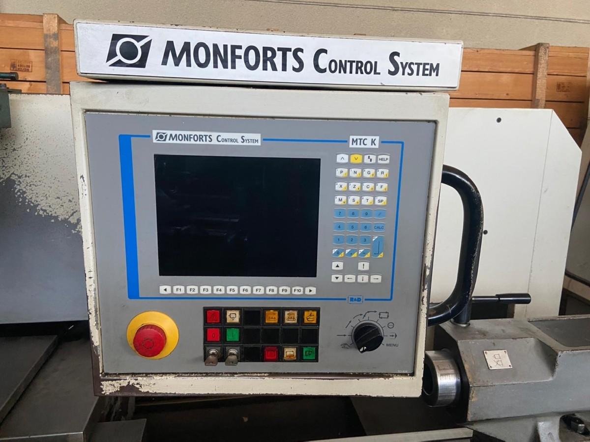 Токарный станок - контрол. цикл 200MONFORTS KNC 6-3000 фото на Industry-Pilot