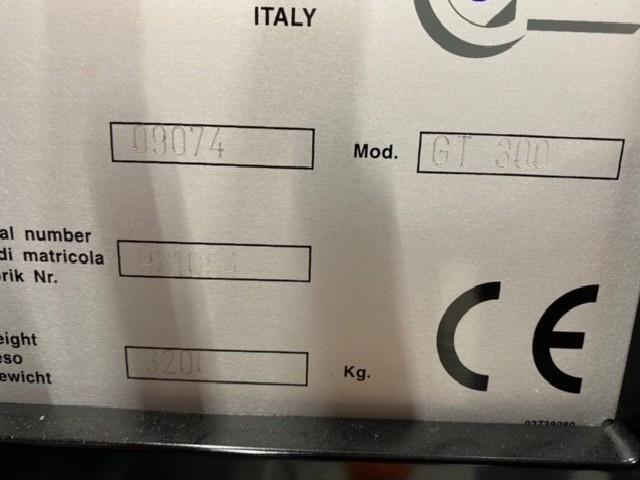 Токарный станок с ЧПУ GRAZIANO GT300 фото на Industry-Pilot
